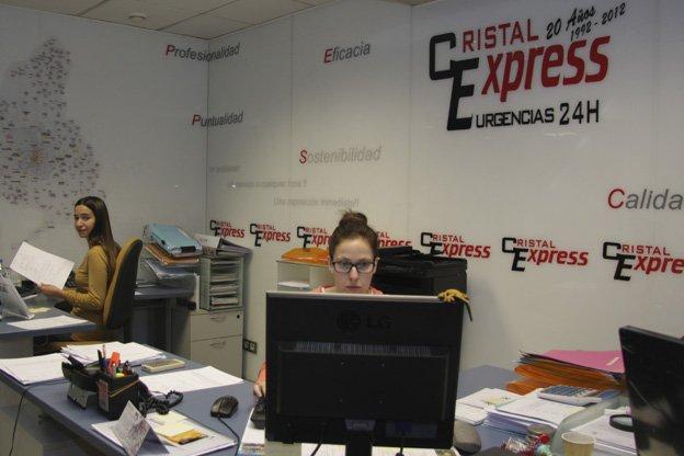 Cristaleros especialistas en Madrid