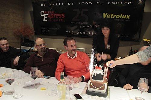 Cristal express Madrid
